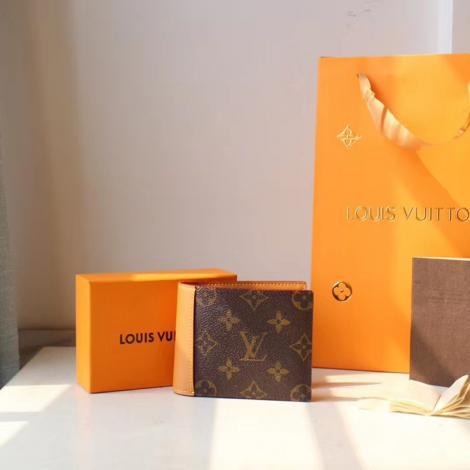 ルイヴィトン LOUIS VUITTON 短財布 人気 M69024スーパーコピー財布専門店