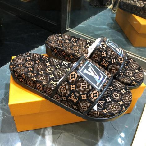 ルイヴィトン LOUIS VUITTON メンズ/レディース 6色 サンダル スリッパ 送料無料スーパーコピー靴専門店