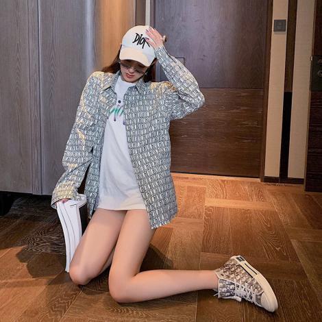 ディオール Dior メンズ/レディース カップル 長袖 シャツ 2020年新作スーパーコピーブランド代引き