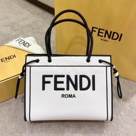 フェンディ FENDI レディース ショルダーバッグ トートバッグ ショッピング袋 新品同様スーパーコピー激安バッグ販売