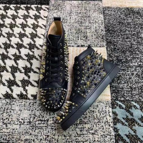 ブランド可能クリスチャンルブタン Christian Louboutin メンズ/レディース 新品同様  人気 カップルコピー靴 販売