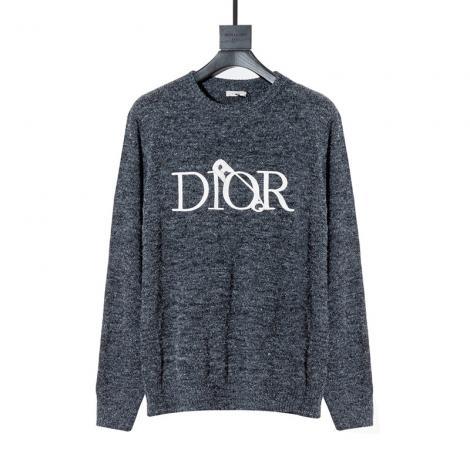 ブランド販売ディオール Dior メンズ/レディース セーター クルーネック 秋冬 新入荷ブランドコピー代引き