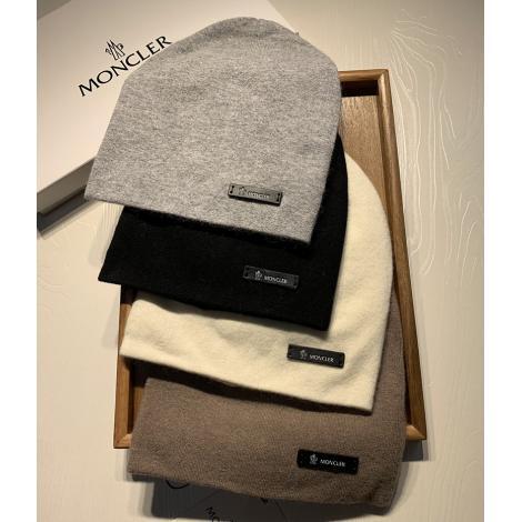 モンクレール MONCLER メンズ/レディース 暖 4色 毛糸の帽子 ニット帽 カップル 秋冬 良品スーパーコピーブランド激安販売専門店