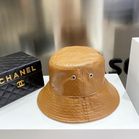 ルイヴィトン LOUIS VUITTON メンズ/レディース カップル 漁夫帽 3色 リバーシブル エンボス 人気 おすすめコピー 販売口コミ