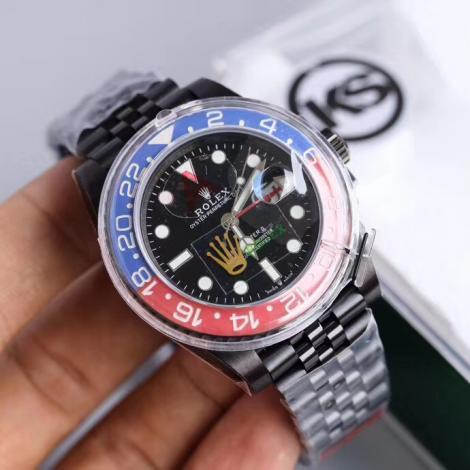 ブランド国内ロレックス ROLEX 自動巻き メンズ GMT マスター 40mmスーパーコピーブランド腕時計激安販売専門店