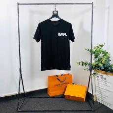 ルイヴィトン LOUIS VUITTON メンズ/レディース 2色 クルーネック Tシャツ 人気偽物販売口コミ