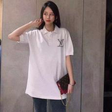ブランド後払いルイヴィトン LOUIS VUITTON メンズ/レディース 2色 Tシャツ カップル おすすめコピー代引き口コミ