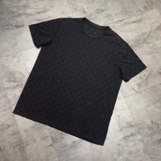 ブランド通販ルイヴィトン LOUIS VUITTON メンズ/レディース 2色 クルーネック Tシャツ 送料無料コピーブランド激安販売専門店