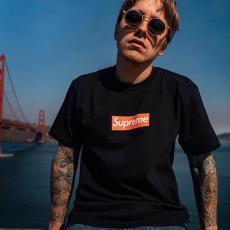 シュプリーム Supreme メンズ/レディース クルーネック Tシャツ カップル おすすめブランドコピー代引き