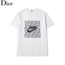 ディオール Dior メンズ/レディース 3色 クルーネック Tシャツ カップル NIKE 新作ブランドコピー激安販売専門店