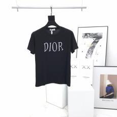 ディオール Dior メンズ/レディース  3色 クルーネック Tシャツ 綿 カップル  2020年春夏新作激安 代引き口コミ