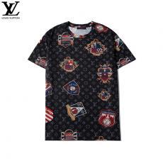 ルイヴィトン LOUIS VUITTON クルーネック Tシャツ  2020年新作レプリカ激安代引き対応