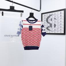ブランド国内ルイヴィトン LOUIS VUITTON レディース クルーネック Tシャツ セーター半袖 2020年新作スーパーコピー激安販売専門店