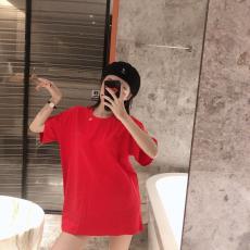 オフホワイト Off White メンズ/レディース 3色 綿 Tシャツ クルーネック 大き目 カップル 高評価レプリカ販売