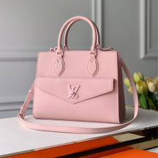 ブランド販売ルイヴィトン LOUIS VUITTON レディース ボストンバッグ  ショルダーバッグ 3色 定番人気   M55845スーパーコピーバッグ通販