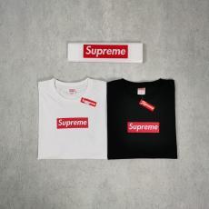 ブランド可能シュプリーム Supreme メンズ/レディース 2色 Tシャツ 綿 クルーネック カップル  おすすめスーパーコピーブランド激安販売専門店