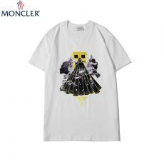 ブランド通販モンクレール MONCLER メンズ/レディース 2色 クルーネック Tシャツ 綿 カップル  新入荷スーパーコピー代引き国内発送