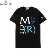 モンクレール MONCLER メンズ/レディース 3色 クルーネック Tシャツ 綿 カップル 新品同様ブランドコピー安全後払い