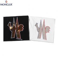 ブランド通販モンクレール MONCLER メンズ/レディース 2色 クルーネック Tシャツ 綿 カップル 2020年新作激安代引き口コミ