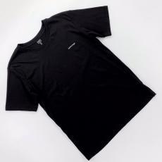 バレンシアガ BALENCIAGA メンズ/レディース 2色 クルーネック Tシャツ 綿 カップル 良品コピー代引き