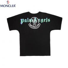 モンクレール MONCLER メンズ/レディース カップル 綿 Tシャツ 2色 クルーネック 良品スーパーコピーブランド激安販売専門店