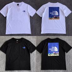 ノースフェイス THE NORTH FACE メンズ/レディース 2色 綿 Tシャツ クルーネック  高評価コピー口コミ