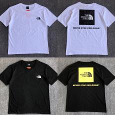 ブランド通販ノースフェイス THE NORTH FACE メンズ/レディース 2色 カップル クルーネック Tシャツ 綿 定番人気激安販売口コミ