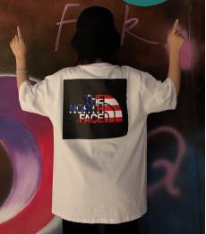 ノースフェイス THE NORTH FACE メンズ/レディース 2色 クルーネック 綿 Tシャツ 良品スーパーコピー激安販売専門店