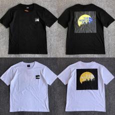 ノースフェイス THE NORTH FACE メンズ/レディース カップル 2色 クルーネック Tシャツ 綿 新入荷スーパーコピー代引き