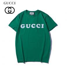 グッチ GUCCI メンズ/レディース 3色 クルーネック Tシャツ 綿 高評価スーパーコピーブランド代引き