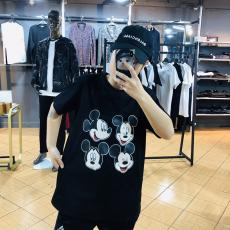 ブランド可能グッチ GUCCI メンズ/レディース カップル クルーネック Tシャツ 綿 2色 送料無料コピー 販売口コミ