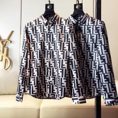 フェンディ FENDI 長袖 シャツ 2色 高評価スーパーコピー激安販売