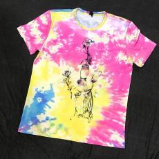 ブランド安全グッチ GUCCI メンズ/レディース クルーネック Tシャツ 綿 新品同様スーパーコピーブランド代引き