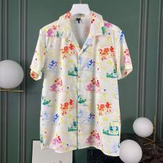 ブランド可能グッチ GUCCI メンズ/レディース カップル 半袖 シャツ 新入荷最高品質コピー