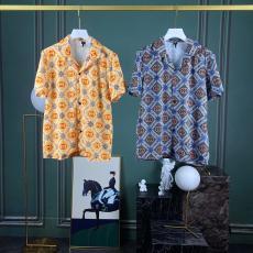 グッチ GUCCI メンズ/レディース 2色 カップル 半袖 シャツ 人気最高品質コピー