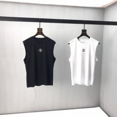 ルイヴィトン LOUIS VUITTON メンズ/レディース クルーネック 2色 ベスト Tシャツ 定番人気スーパーコピー激安販売