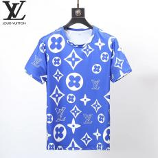 ブランド後払いルイヴィトン LOUIS VUITTON クルーネック Tシャツ 綿 送料無料格安コピー口コミ