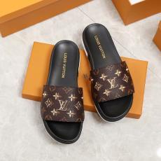 ルイヴィトン LOUIS VUITTON メンズ/レディース 靴 フリップ・フロップ 新作 カップルレプリカ靴 代引き