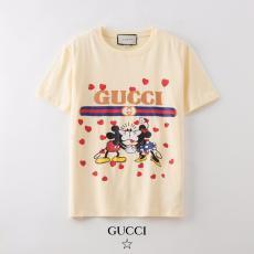 ブランド可能ルイヴィトン LOUIS VUITTON メンズ/レディース カップル 2色 クルーネック Tシャツ 綿 新入荷スーパーコピー国内発送専門店