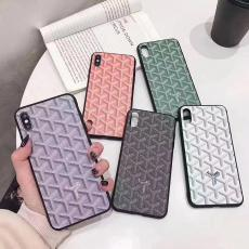 ゴヤール GOYARD iPhone 6s/iPhone 6 Plus/iPhone 7/iPhone 7 Plus/iPhone 8/iPhone X/iPhone XR/iPhone XS/iPh