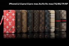 ブランド安全ルイヴィトン LOUIS VUITTON  iPhone 11/11pro/11 pro max/XR/XS/XS MAX/7 Plus/8 Plus ケース 手帳型レプリカ販売