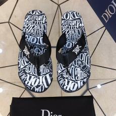 ブランド安全ディオール Dior メンズ 2色 2020年春夏新作 サンダル スリッパ ビーチサンダル靴コピー代引き