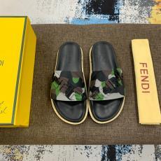 フェンディ FENDI 2色 スリッパ サンダル 高評価ブランドコピー靴激安販売専門店