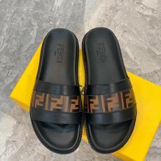 フェンディ FENDI メンズ スリッパ サンダル 2色 良品最高品質コピー靴代引き対応