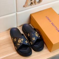 ブランド国内ルイヴィトン LOUIS VUITTON サンダル スリッパ 高評価  メンズコピー靴口コミ