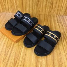 ルイヴィトン LOUIS VUITTON メンズ 2色 サンダル  新品同様靴激安 代引き口コミ