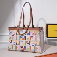 ブランド後払いフェンディ FENDI ショルダーバッグ トートバッグ 6色 ショッピング袋 2020年新作激安バッグ代引き