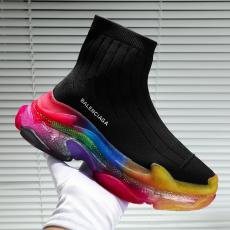 バレンシアガ BALENCIAGA メンズ/レディース カップル 6色 新品同様  靴下靴コピー代引き口コミ