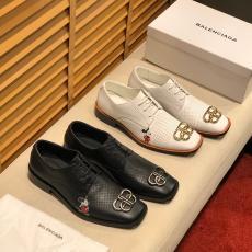 ブランド販売バレンシアガ BALENCIAGA メンズ 2色 スーツシューズ靴コピー代引き