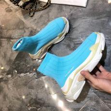 バレンシアガ BALENCIAGA メンズ/レディース 3色 良品 カップル 靴下靴偽物代引き対応